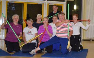 Gymnastik für Frauen in Achternmeer