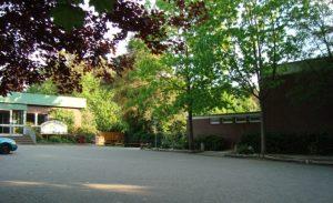 Sporthalle der Grundschule Achternmeer